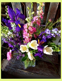 Mothers Day Wild Flowers