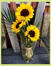 Simply Sweet Sunflowers