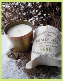 Homestead Candle