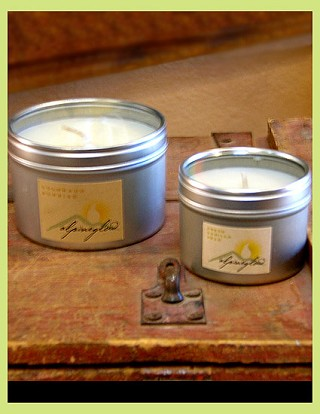 Soy Candle Tins