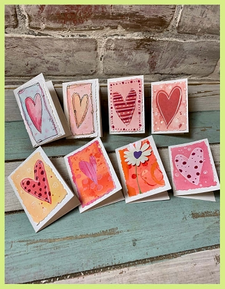 Small Love Cards